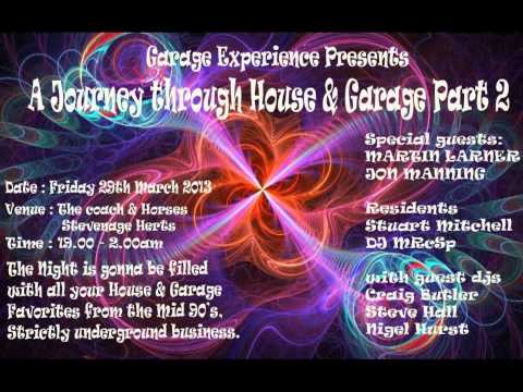 DJ MRcSp` Live Set from Garage Experience @ Coach & Horses Stevenage 29th March 2013