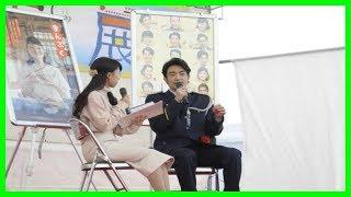 NHK連続テレビ小説 まんぷく: 「姪がかわいくて…」大谷亮平、一日刑務所...