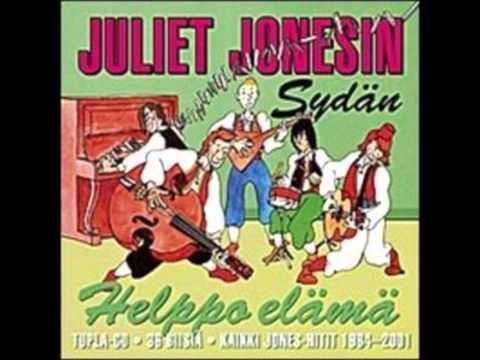 Juliet Jonesin Sydän - Räkänokka