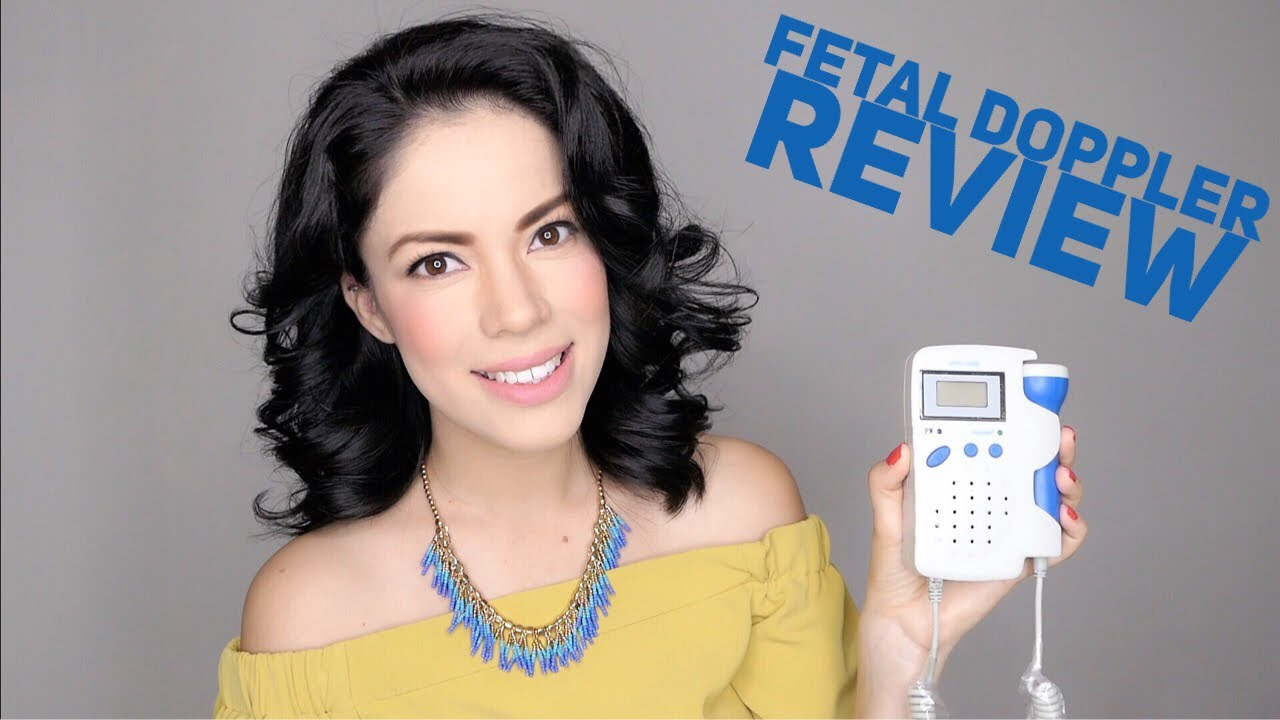 How To Use An At Home Fetal Doppler How To Find Baby S Heartbeat