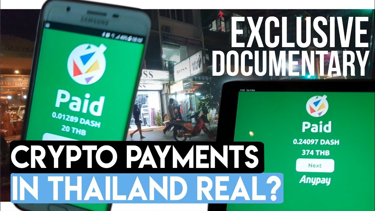 EXCLUSIVE DOCUMENTARY - CRYPTO ACCEPTANCE IN THAILAND