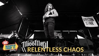 Miss May I - Relentless Chaos (Live 2015 Vans Warped Tour)(Miss May I performing