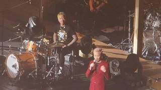 鄭中基Play It Again世界巡迴演唱會香港站 31.介紹將會組織新樂隊-夢醒時分(原唱陳淑樺)