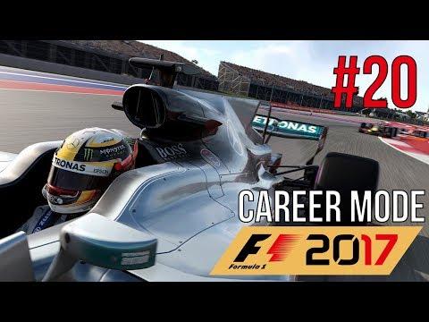 【F1 2017】T300RSでキャリアモード!【生放送】 / Round 20 Abu Dhabi