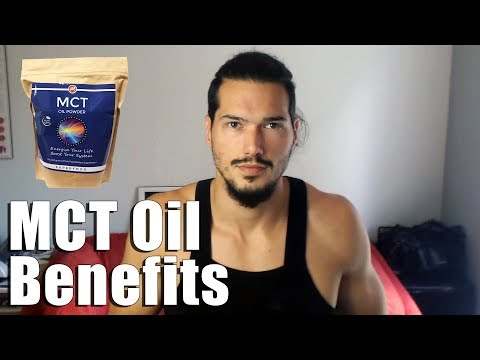 Health Benefits of MCT Oil and Fat Burning for Weight Loss