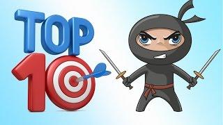[Nouvelle Interface] TOP 10 Ninja Defuse | Saison 4 , Ep. 1 Présenté par AleksProd