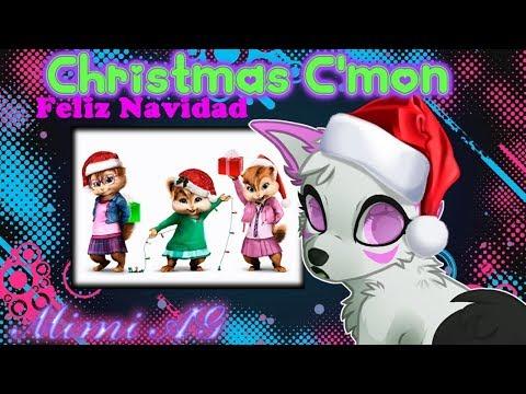Christmas C'mon - Lindsey Stirling Ft. Becky G (Alvin Y Las Ardillas)