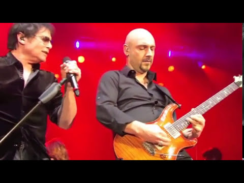 Burning heart live - Rock Meets Classic 2012 feat. Jimi Jamison of SURVIVOR