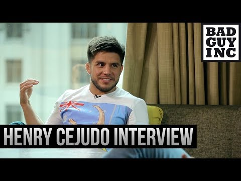 Henry Cejudo interview (full episode)