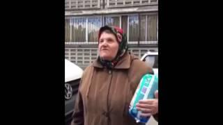 Бабка жжет-видео приколы