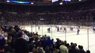New York Islanders Yes chant