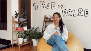True or False | Ahaana Krishna