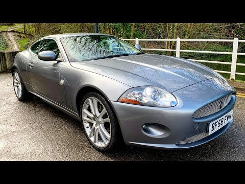 2008 Jaguar XK | Future Classics Review | A Beautiful Beast