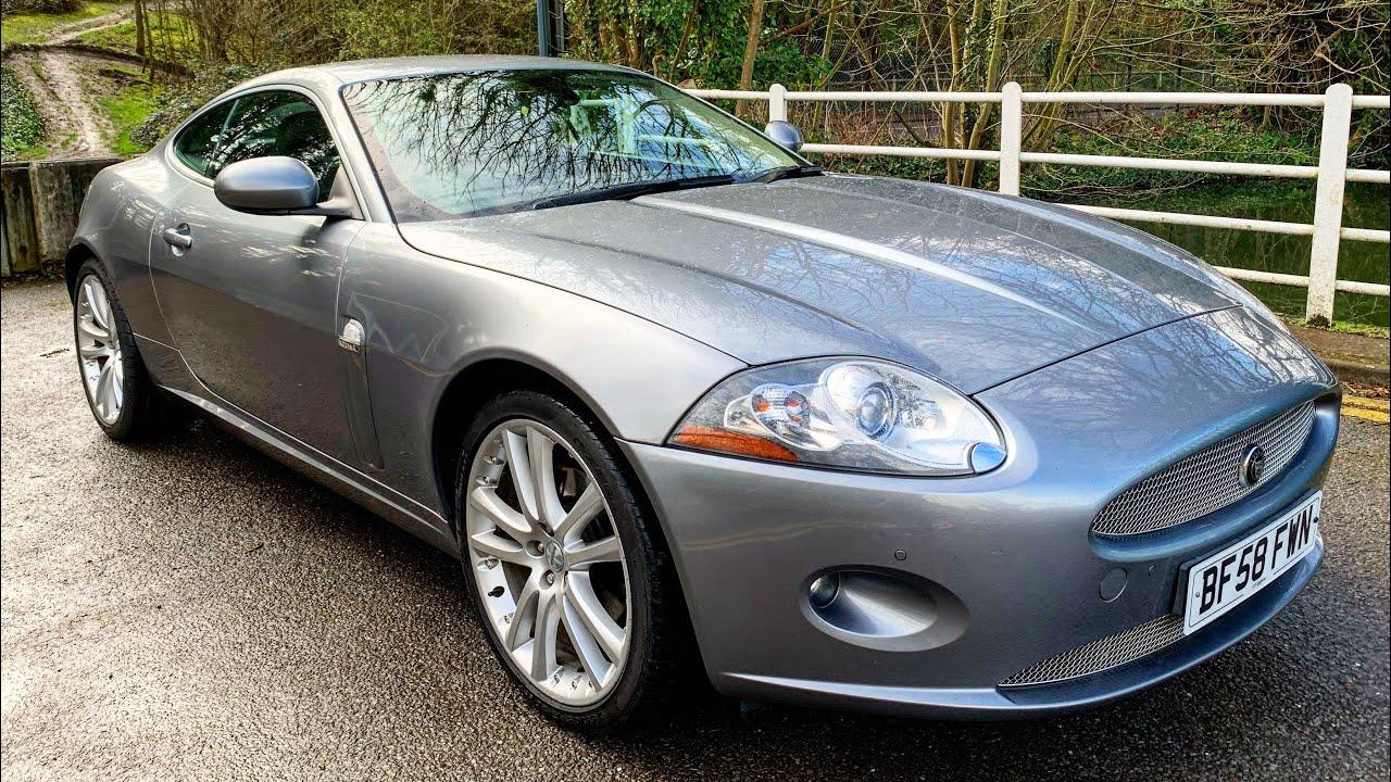 2008 Jaguar XK   Future Classics Review   A Beautiful Beast - YouTube