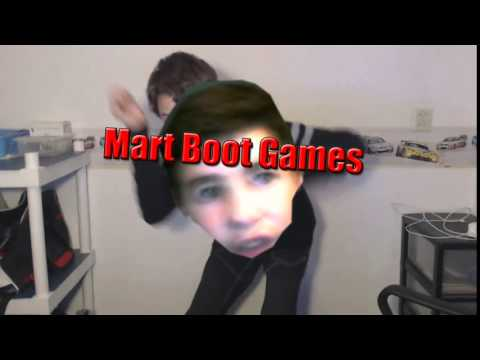 mart boot games intro