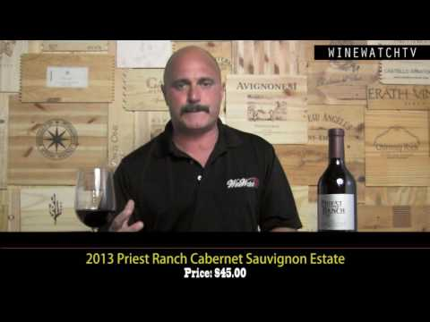 What I Drank Yesterday  Priest Ranch and Somerston Winery - click image for video