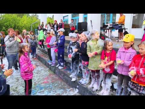 Фестиваль ярких красок ХОЛИ в г.Шахунья
