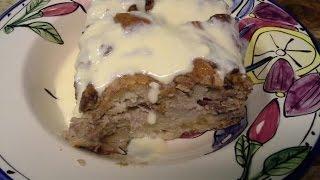 Apple Pie Pecan Bread Pudding - Episode 21