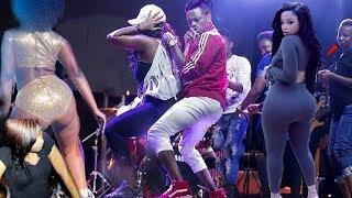 Baada ya diamond kufanya concert nchini comoro watu wakapagawa na k...