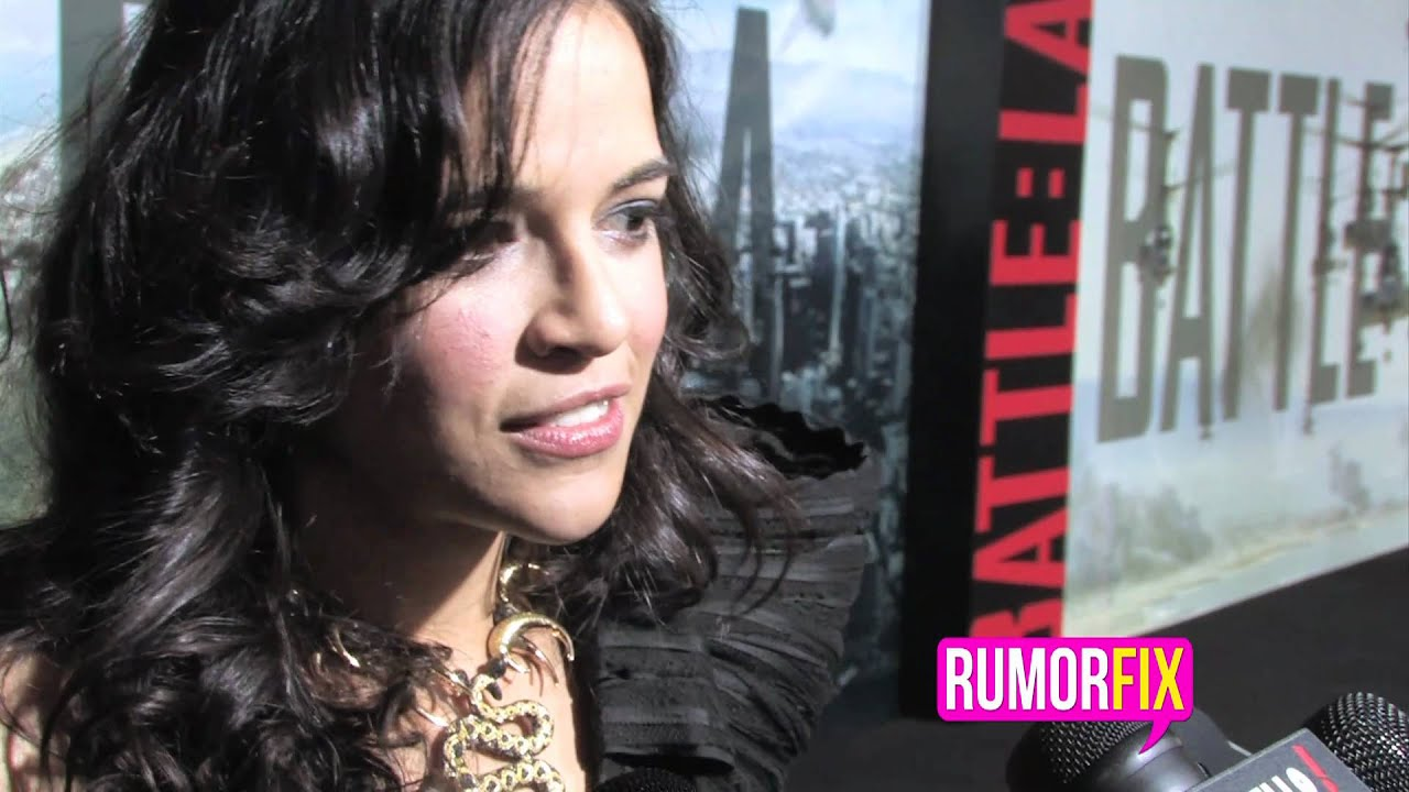 Michelle Rodriguez Clears Up Lesbian Rumors