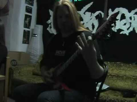 My Own Grave - Studio Necrology
