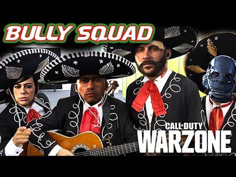 """La Cucaracha REMIX"" - BULLY SQUAD || Call of Duty WARZONE |"