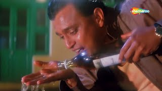 मुझको पीना है पीने दो | मिथुन चक्रबोर्ती | मो. अज़ीज़ | अनु मलिक | Phool Aur Angaar - HD Lyrical | Hit