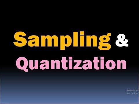Sampling and Quantization of Analog Signal [HD]
