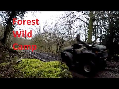 Deep Woods Wild Camp