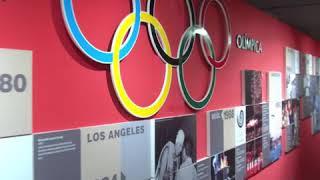 ¿Visitaste el Museo del Deporte?