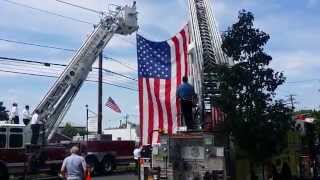 JCPD Melvin Santiago funeral procession