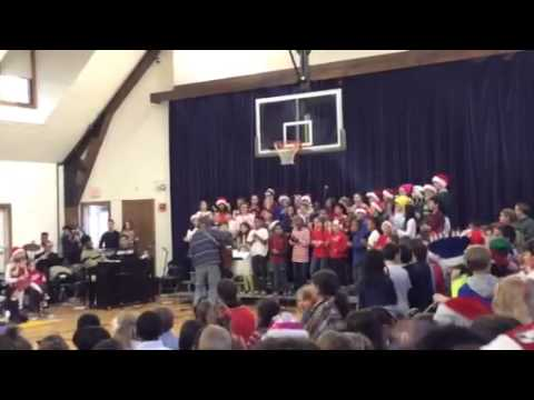 The Chestnut Hill School Winter Sharing Concert