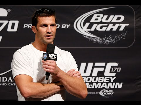 UFC 187: Q&A with Luke Rockhold