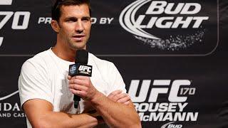 UFC 187: Q&A with Luke Rockhold