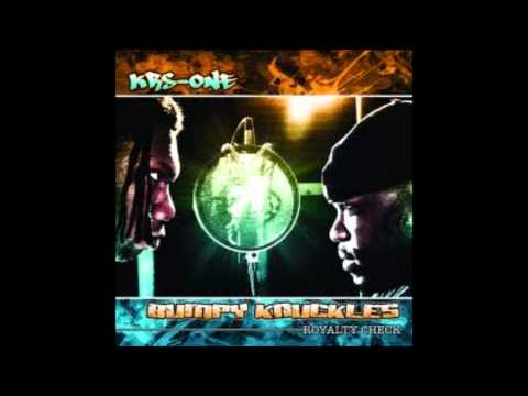 Krs One and Bumpy Knuckles - Flowing With The Vets