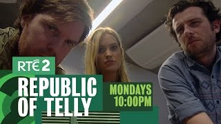 Gone Jen featuring Laura Whitmore | Republic of Telly | Mondays 10pm RTÉ 2