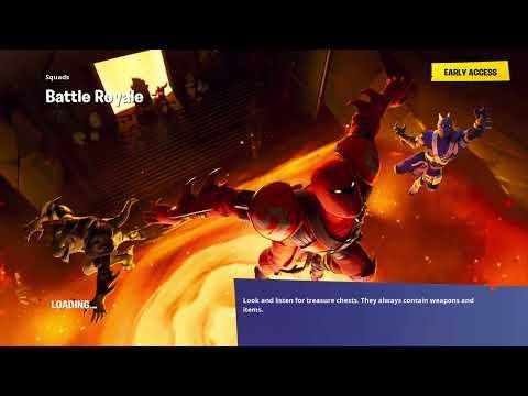 Epic Squad Wins With Friends! New Skins In Fortnite Item Shop!   Fortnite Battle Royale