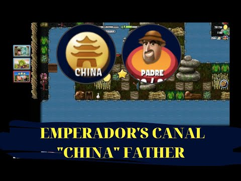 DIGGY'S ADVENTURE EMPERADOR'S CANAL (CHINA FATHER)