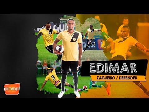 Edimar de Oliveira Martins - Zagueiro - www.golmaisgol.com.br