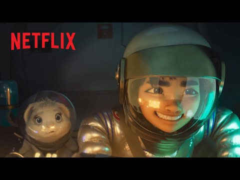 Priscilla Alcantara e os bastidores de A Caminho da Lua | Netflix Brasil