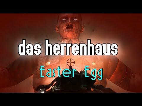 DAS HERRENHAUS EASTER EGG GUIDE (COD Custom Zombies) Killing Hitler