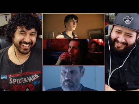 TRAILER REACTIONS: Dark Crimes, Hot Summer Nights, & American Animals!!!