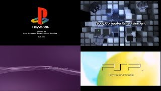 Every PlayStation Startup Screen (PS1, PS2, PS3, PS4, PSP, VITA)