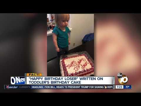 Temple - Happy Birthday Loser?