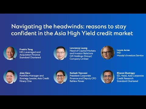 GCC Panel 16: Reasons to stay confident in the Asia High Yield credit market