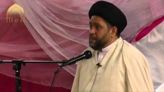 Jashan Wiladat Bibi Fatima Zahra sa 2015 - Maulana Mujahid Abbas Rizvi (Urdu Lecture)