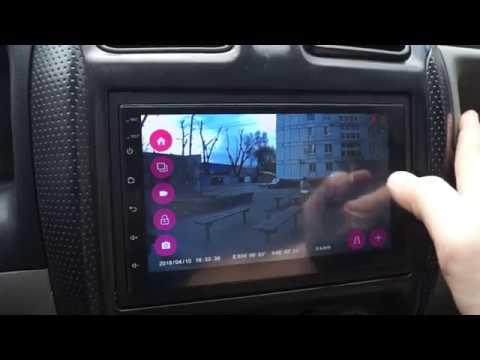USB регистратор с ADAS для автомобильных Android устройств
