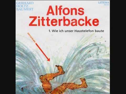 Alfons Zitterbacke - Wie ich unser Haustelefon baute (1/7)