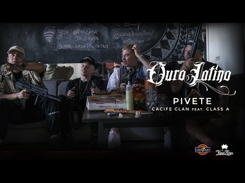 Cacife Clan - Pivete FT. Class A (Clipe Oficial) Prod. WCnoBeat