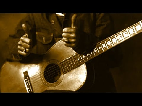 California Blues JIMMIE RODGERS (1928) Blues Guitar Legend